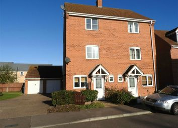 Thumbnail 3 bed semi-detached house for sale in Delaine Close, Bourne, Lincolnshire