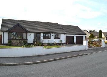 Thumbnail 3 bed bungalow for sale in Dol Y Dderwen, Carmarthen, Llangain
