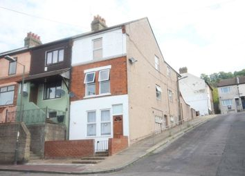 Thumbnail 1 bed flat to rent in Upper Luton Road, Chatham
