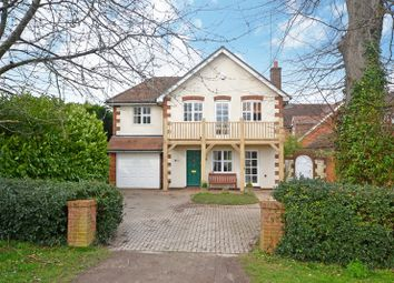 Thumbnail 4 bed detached house for sale in Winterdown Road, Esher