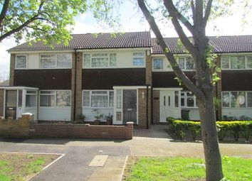 Thumbnail 3 bedroom terraced house for sale in Lake Road, Chadwell Heath, Romford
