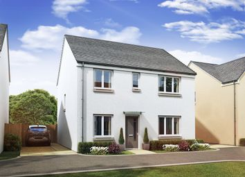 "Thumbnail 4 bed detached house for sale in ""The Thurso "" at Off Salters Road, Strawberry Corner, Wallyford"