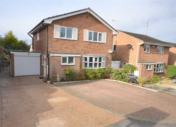 Thumbnail 4 bed detached house for sale in Bishops Court, Eccleshall, Stafford
