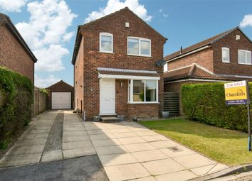 Thumbnail 3 bed detached house for sale in Coeside, Woodthorpe, York