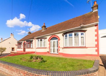 Thumbnail 2 bed semi-detached bungalow for sale in Eastcourt Lane, Gillingham