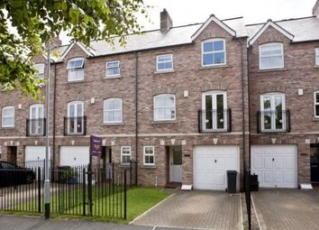 Thumbnail 5 bed town house to rent in North Grange Court, York