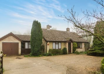 Thumbnail 3 bed detached bungalow for sale in Vicarage Road, Laxfield, Woodbridge