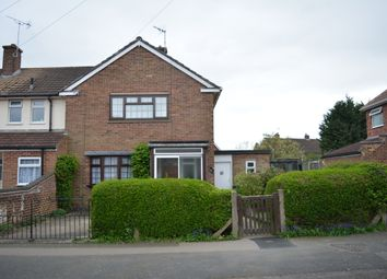 Thumbnail 2 bed semi-detached house for sale in Maple Avenue, Braunstone, Leicester