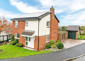 Thumbnail 4 bed detached house for sale in Plovers Lane, Helsby, Frodsham
