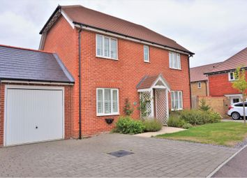 Thumbnail 4 bed detached house for sale in Ringlet Grove, Sittingbourne