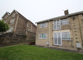 Thumbnail 2 bed flat for sale in Channel View Crescent, Portishead, Bristol