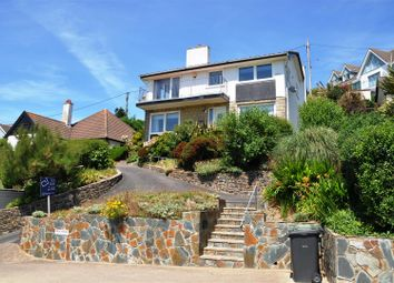 Thumbnail 3 bedroom detached house for sale in Beach Road, Woolacombe