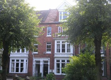 Thumbnail 2 bed flat to rent in East Park Parade, Northampton
