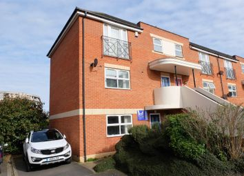 Thumbnail 3 bedroom maisonette to rent in Palgrave Road, Bedford