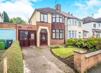 Thumbnail 3 bedroom semi-detached house for sale in Probert Road, Oxley, Wolverhampton, West Midlands