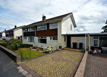 Thumbnail 3 bed semi-detached house for sale in Anthony Drive, Caerleon, Newport