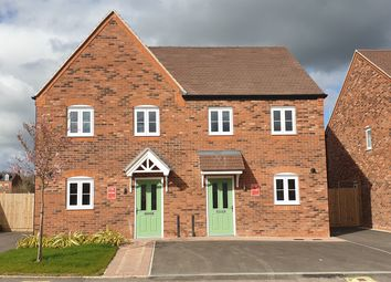 Thumbnail 3 bed semi-detached house for sale in Knightcote Road, Bishops Itchington, Southam
