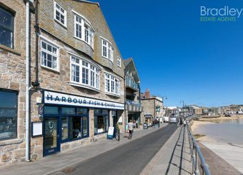 Thumbnail 2 bed flat for sale in Market Strand, St Ives, Cornwall