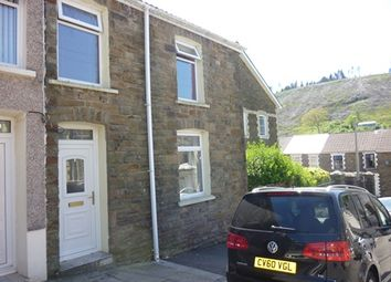 Thumbnail 3 bed terraced house to rent in Albany Road, Pontycymer-Bridgend
