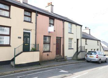 Thumbnail 1 bed terraced house for sale in High Street, Deiniolen, Caernarfon