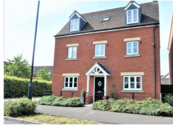Thumbnail 5 bedroom detached house for sale in Voyager Drive, Swindon