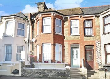 Thumbnail 3 bed terraced house for sale in Poplar Road, Ramsgate, Kent