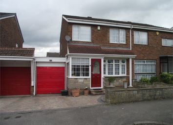 Thumbnail 3 bed semi-detached house for sale in Rover Drive, Castle Bromwich, Birmingham