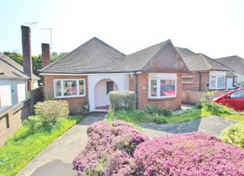 Thumbnail 3 bedroom detached bungalow for sale in Parkway Drive, Queens Park, Bournemouth
