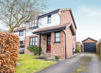 Thumbnail 3 bedroom detached house for sale in Arthurs Avenue, Harrogate, North Yorkshire, .