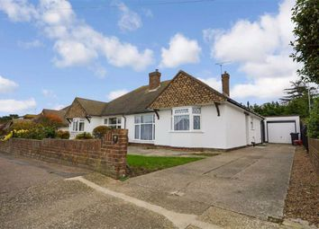 Thumbnail 2 bed semi-detached bungalow for sale in Capel Close, Broadstairs, Kent