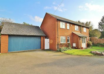 Thumbnail 4 bed detached house for sale in Bath Street, Syston, Leicester