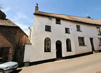 Thumbnail 2 bedroom end terrace house for sale in South Street, Hatherleigh, Devon