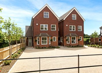 Thumbnail 4 bed detached house for sale in The Common, Cranleigh, Surrey