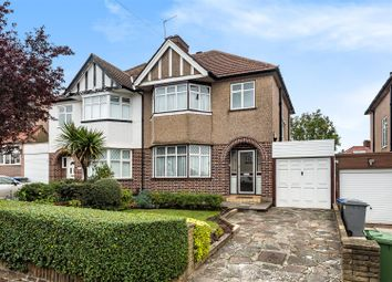 Thumbnail Semi-detached house for sale in Rossdale Drive, London