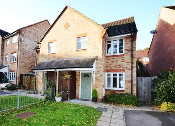 Thumbnail 2 bed semi-detached house for sale in Lorraine Road, Camberley, Surrey