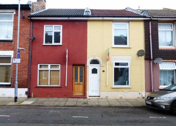 Thumbnail 2 bed terraced house to rent in Samuel Road, Portsmouth