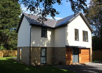 Thumbnail 4 bed detached house for sale in Gorsehill Road, Oakdale, Poole