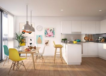 Thumbnail 1 bed flat for sale in The Boiler House, The Old Vinyl Factory, Blyth Road, Hayes