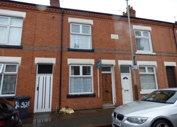 Thumbnail 2 bed terraced house for sale in Windermere Street, Leicester