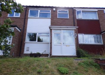 3 bed terraced house for sale in Walhouse Close, Chuckery, Walsall WS1