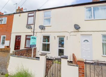 Thumbnail 2 bedroom terraced house for sale in Clapham Road North, Lowestoft