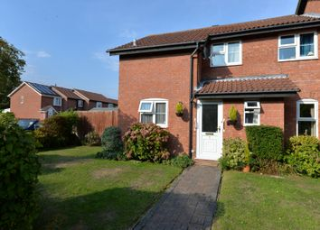 Thumbnail 3 bed end terrace house for sale in Foxcote Gardens, New Milton