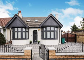 Thumbnail 5 bed semi-detached bungalow for sale in Capel Gardens, Ilford