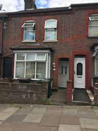 Thumbnail 4 bedroom terraced house to rent in Reginald Street, Luton
