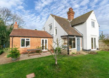 Thumbnail 4 bed detached house for sale in Station Road, Little Massingham, King's Lynn