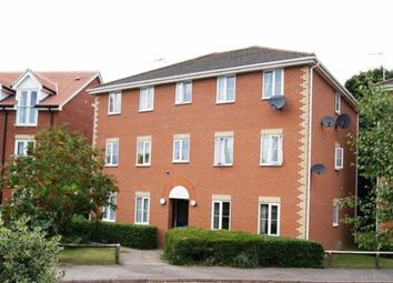 Thumbnail 1 bed flat to rent in Finbars Walk, Ipswich, Suffolk