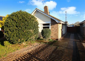 Thumbnail 2 bed detached bungalow for sale in St. Giles Avenue, Sleaford
