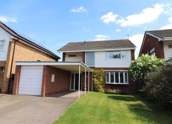 Thumbnail 4 bed detached house for sale in Valley Road, Lillington, Leamington Spa