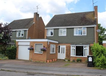 Thumbnail 4 bed detached house for sale in Beeby Way, Carlton, Bedford