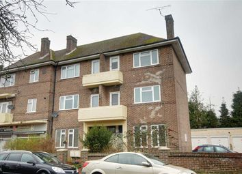 Thumbnail 3 bed flat for sale in Canterbury House, Broomfield Avenue, Worthing, West Sussex